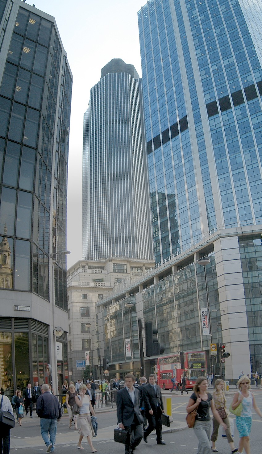 City of London - Bishopsgate