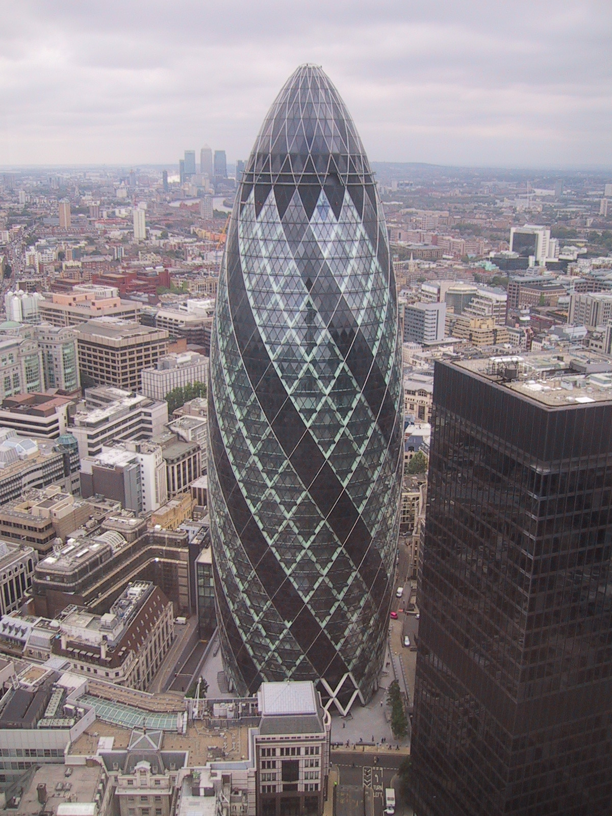 The Gherkin - 30 St Mary Axe