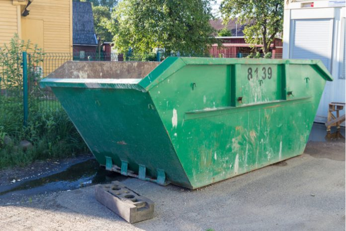 Skip Hire in London