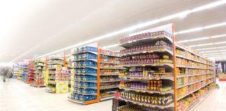 Supermarkets in London