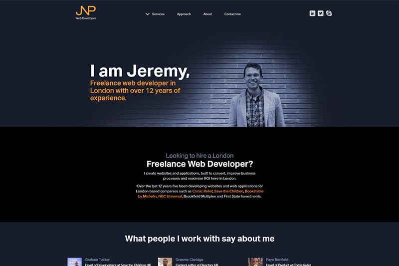 JNP Drupal Developer London